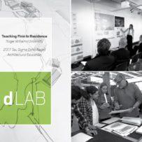Tau Sigma Delta Medal Awarded to designLAB